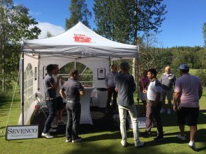 Österåkers Golfklubb Champagnegolf 2016